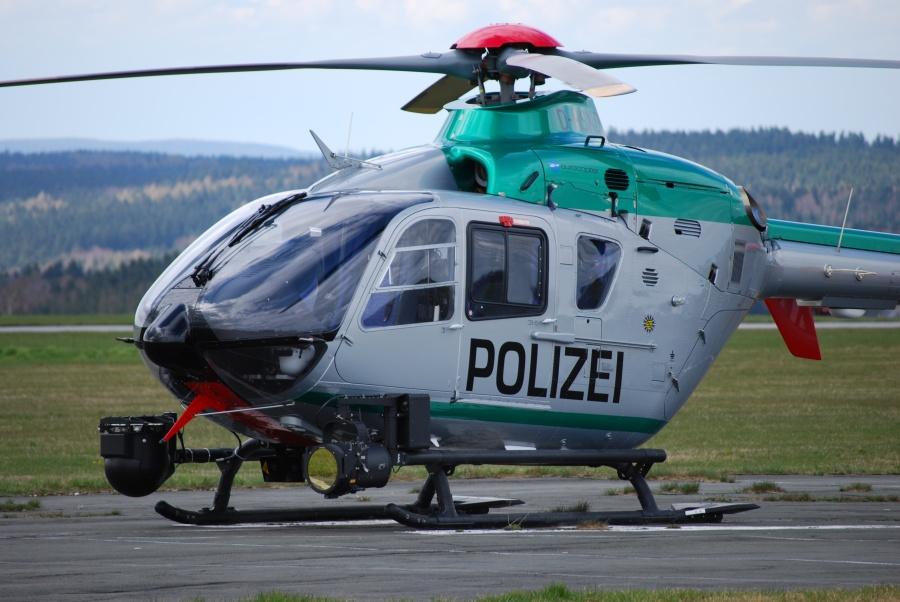 Polizei-Heli