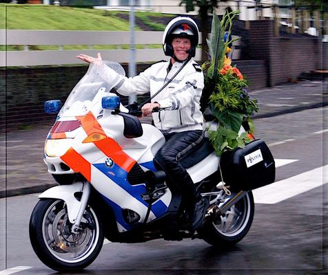 Polizei - mal ganz anders ;)