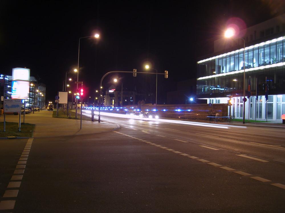 Polizei @ Night