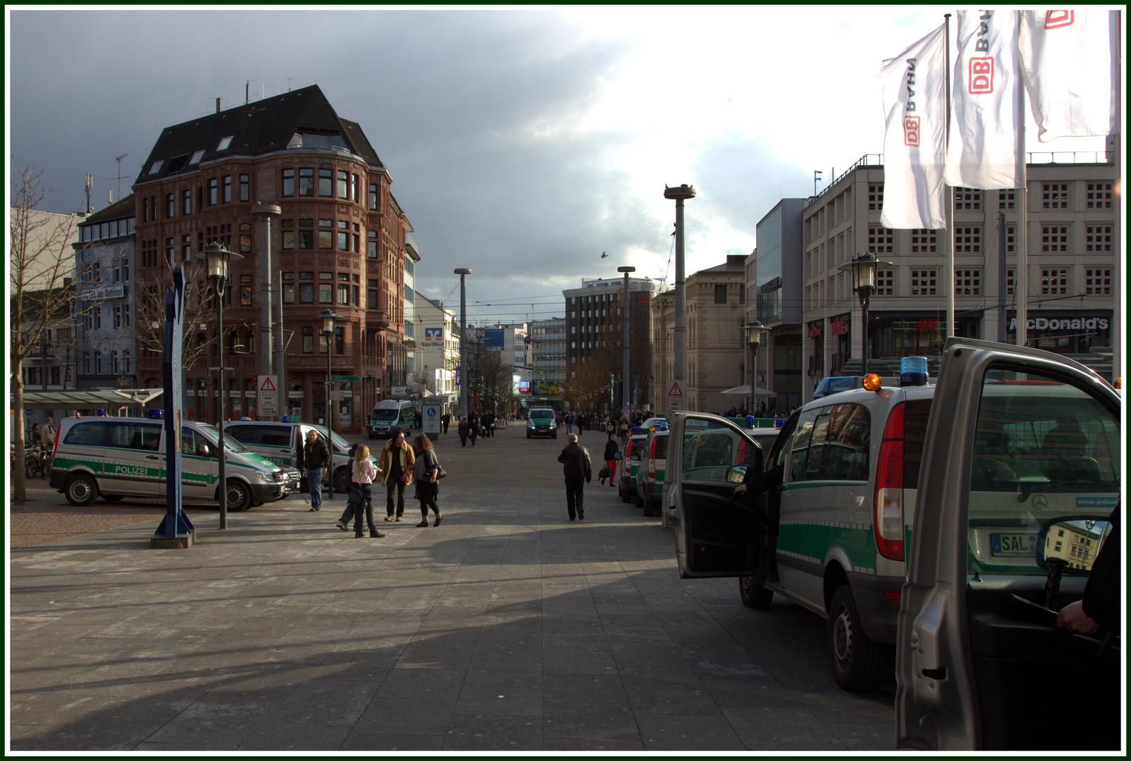 Polizei - Stadt