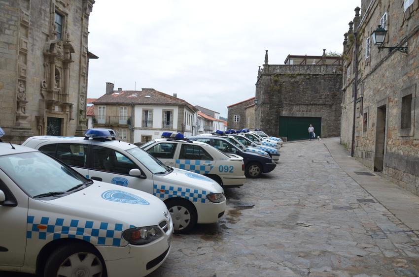Polizei-Überwachung