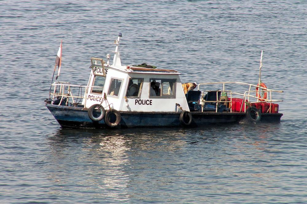"""""""Polizeischnellboot"""""""