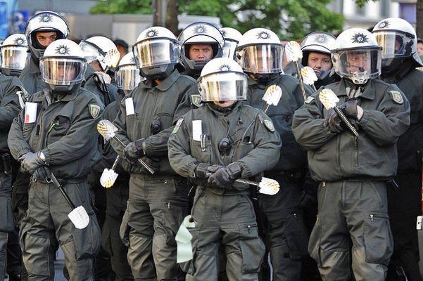 Polizeistaat Hamburg