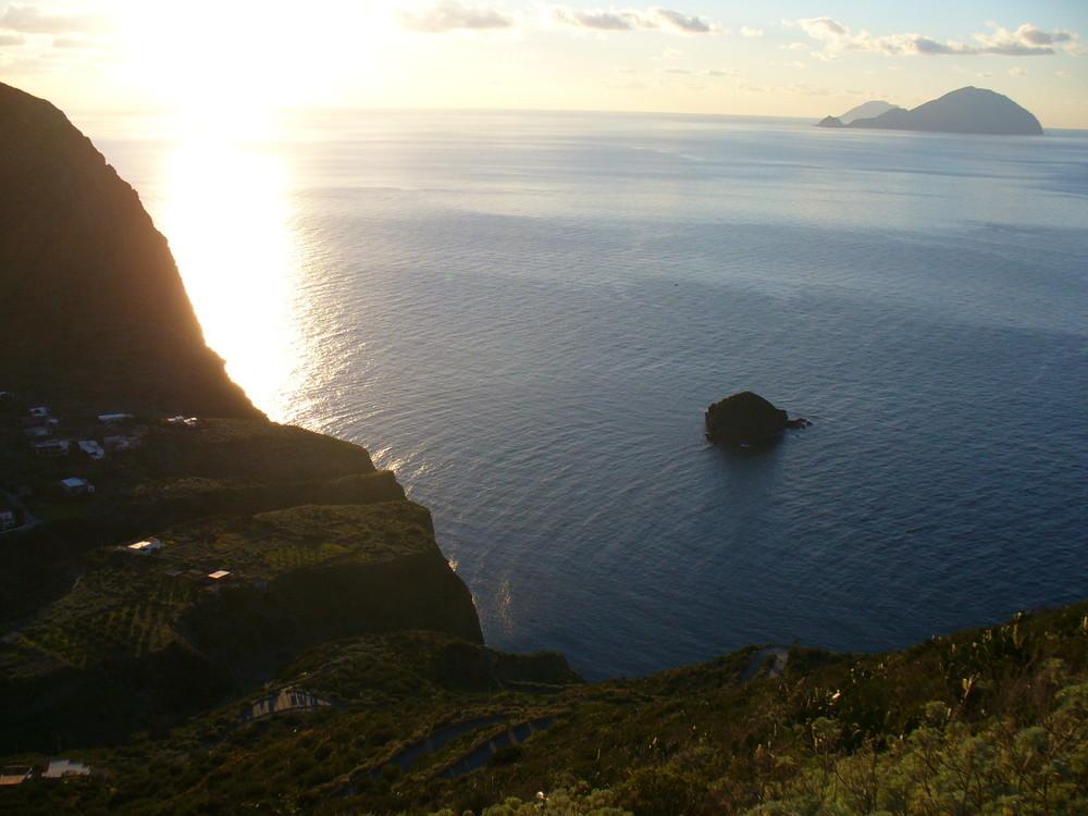 Pollara, l'angolo più bello dell'Eolie
