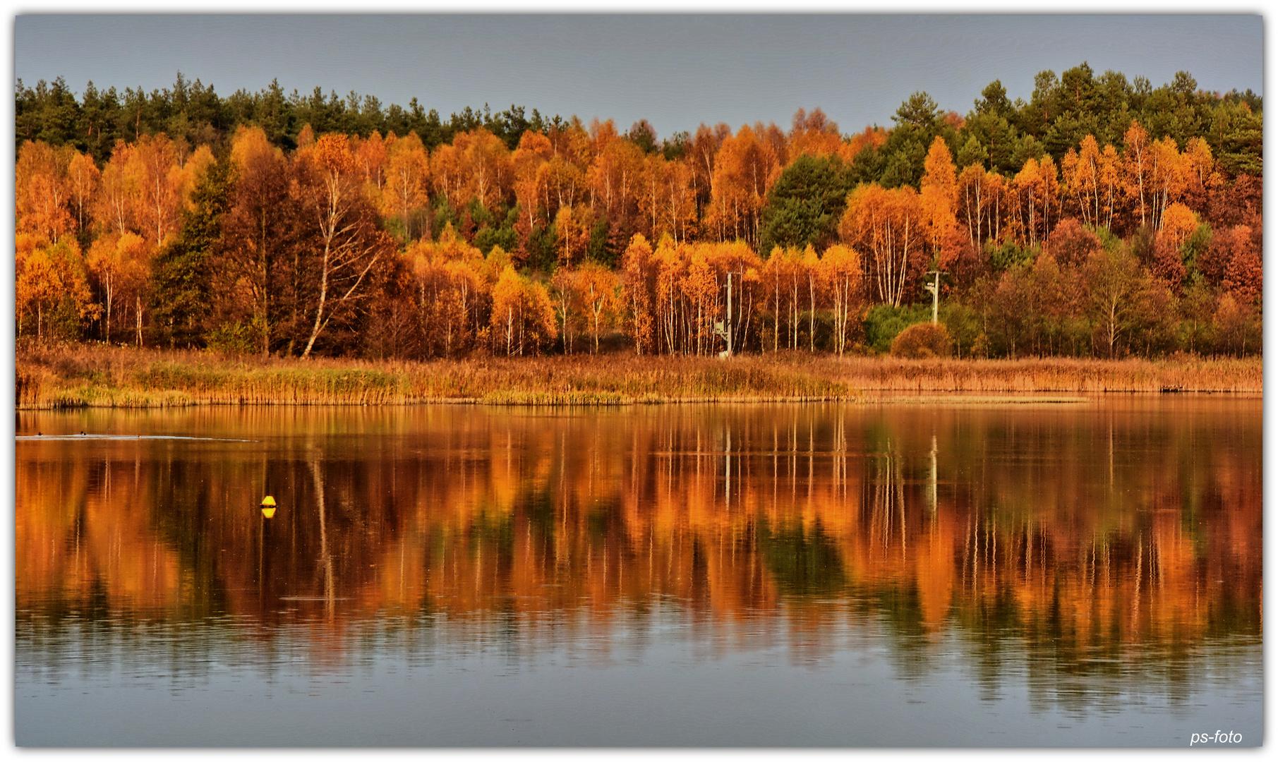 Polnische Herbst, Masuren