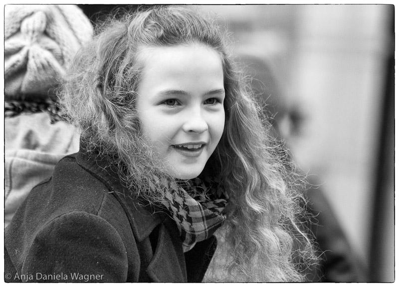 polnisches Mädchen