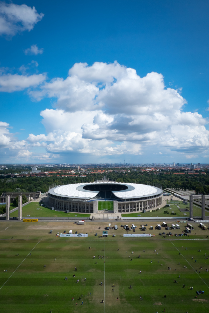 Polo am Olympiastadion Berlin