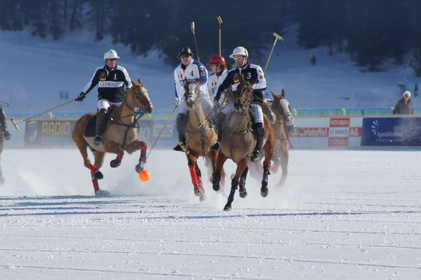 Polo on Ice I, St. Moritz 2011