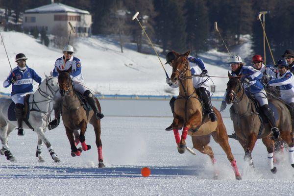 Polo on Ice II, St. Moritz 2011