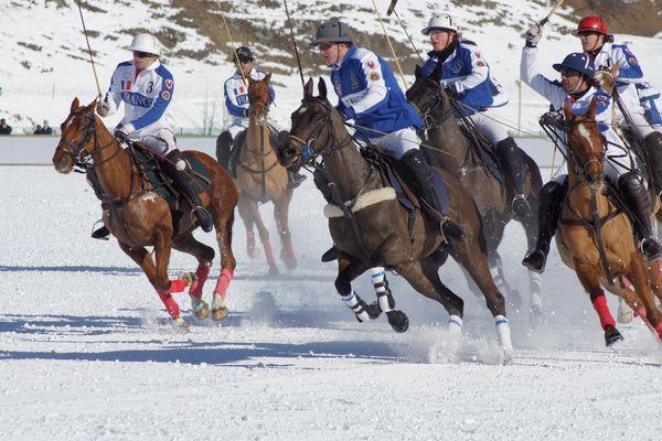 Polo on Ice III, St. Moritz 2011