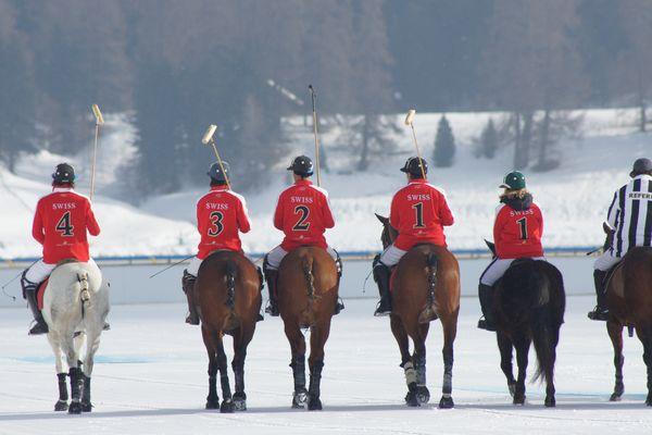 Polo on Ice IV, St. Moritz 2011