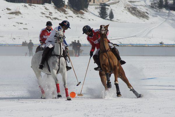 Polo on Ice V, St. Moritz 2011
