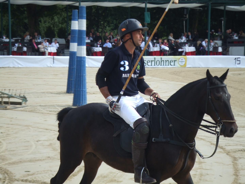 Polospieler in Balve
