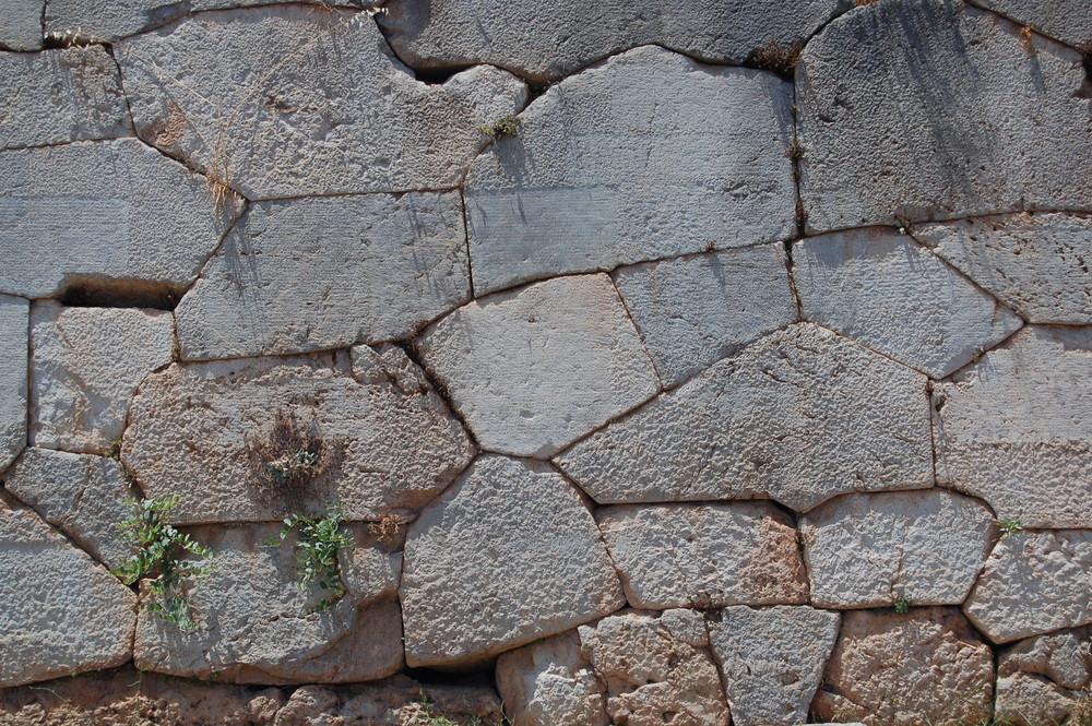 Polygonalmauer