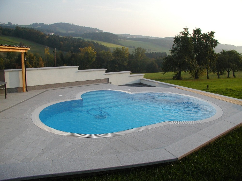 Polypropylen Schwimmbad