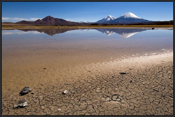 Pomerape und Parinacota