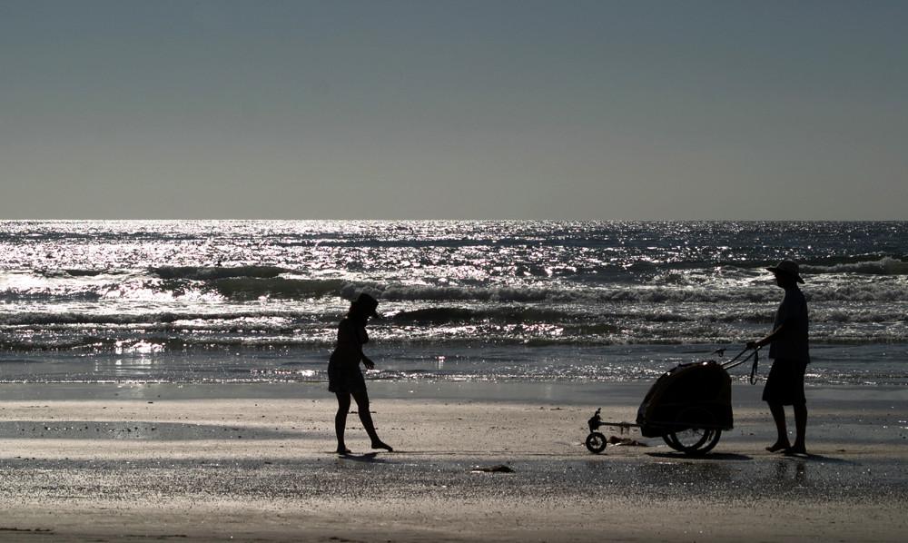 pomeriggio in spiaggia
