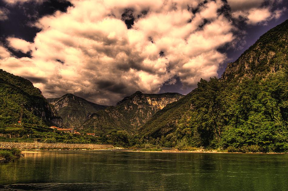 Pomeriggio in Val Brenta