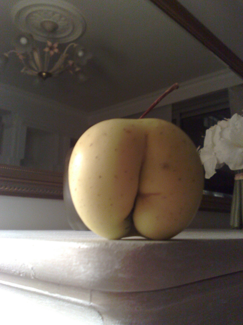 POMME GOLDEN SUGGESTIVE