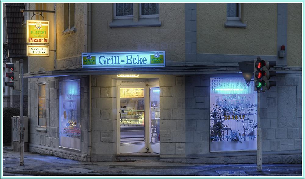 """Pommesbuden-Klassiker in Solingen (1) - """"Grill-Ecke"""""""