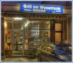 "Pommesbuden-Klassiker in Solingen (3) - ""Wasserturm-Grill"""