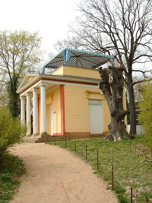 Pomona Tempel