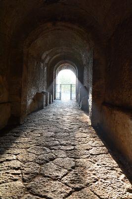 Pompeji - der Weg in den Kampf. Früher ...