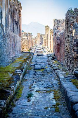 Pompeji - ein Weg