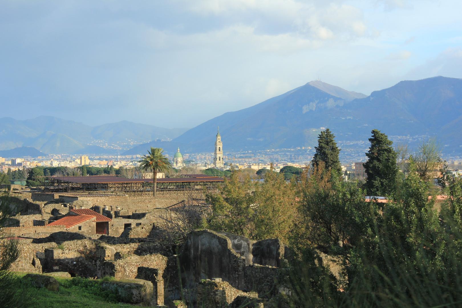 Pompeji und Umgebung