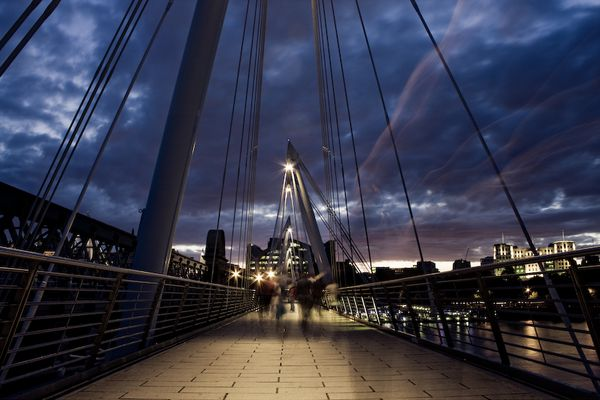Pont à Londres
