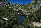 * Pont- d' Arc *