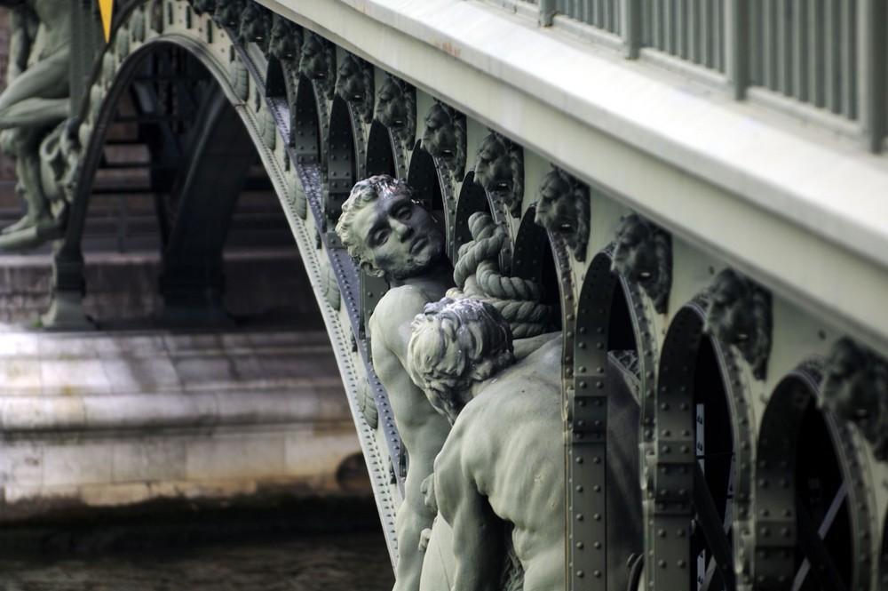 Pont de Bir-Hakeim - Paris