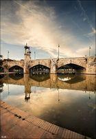 Pont de la Mar. València