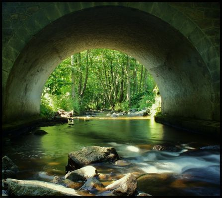Pont de la pierre