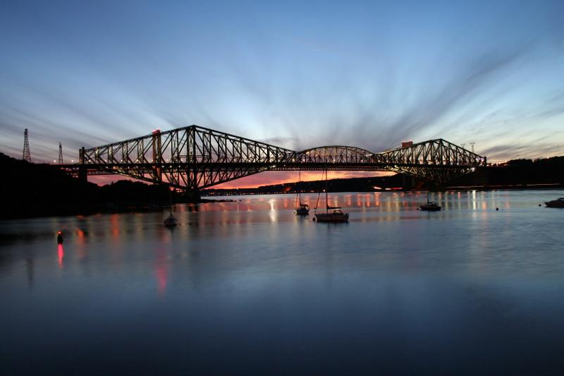 Pont de Québec - Quebec bridge