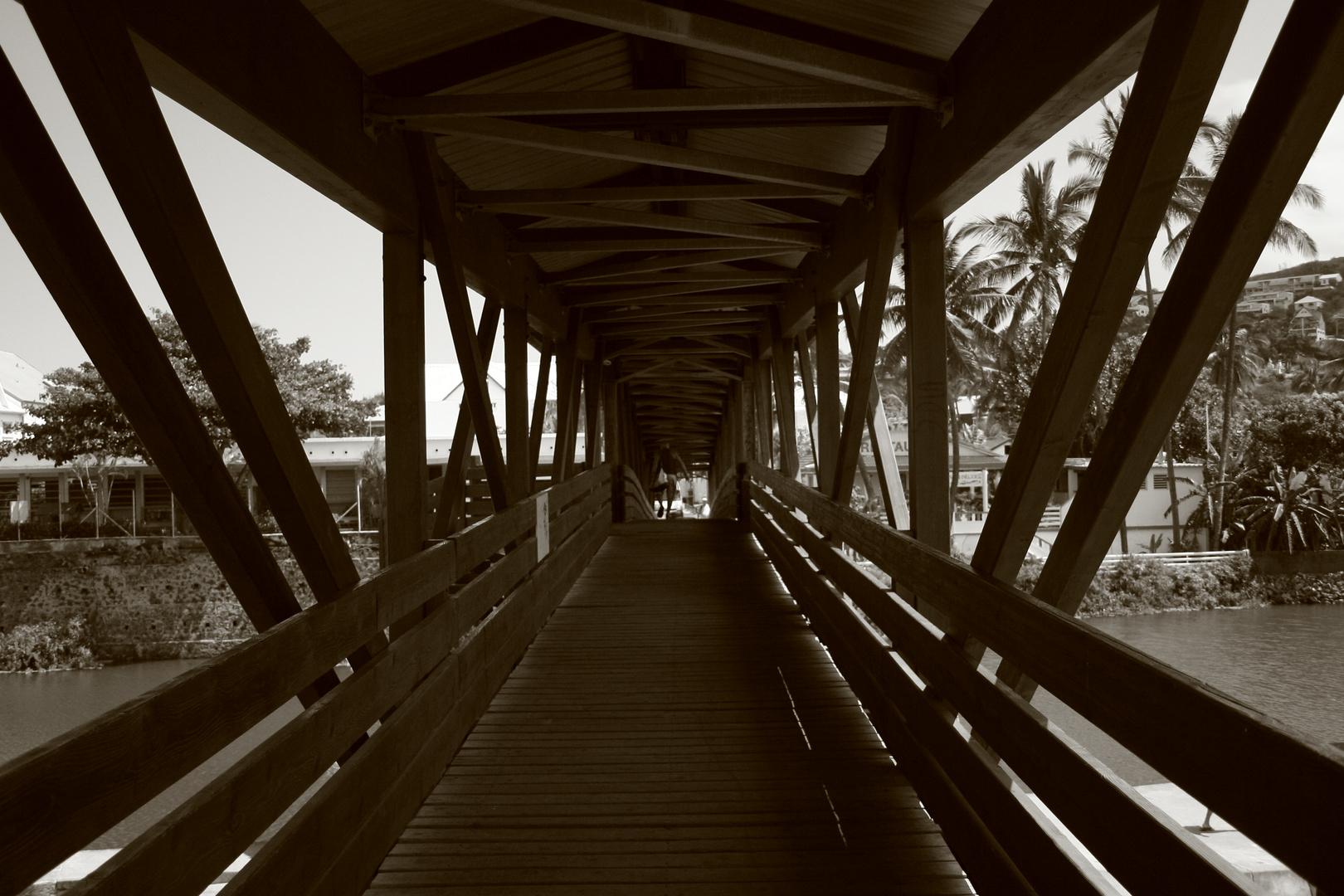 pont de st gilles les bains (la réunion)