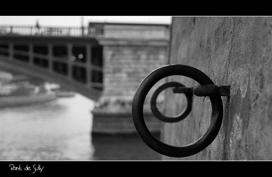 Pont de Sully - L'anneau