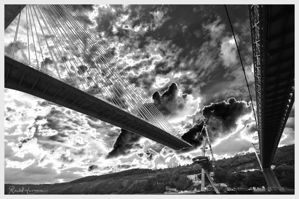 Pont de Terenez Bretagne Finistère