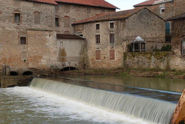 Pont de Vaux : le port