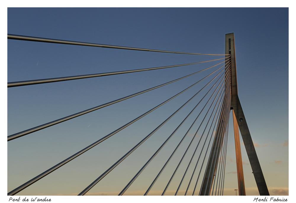 Pont de Wandre..en fin de journée