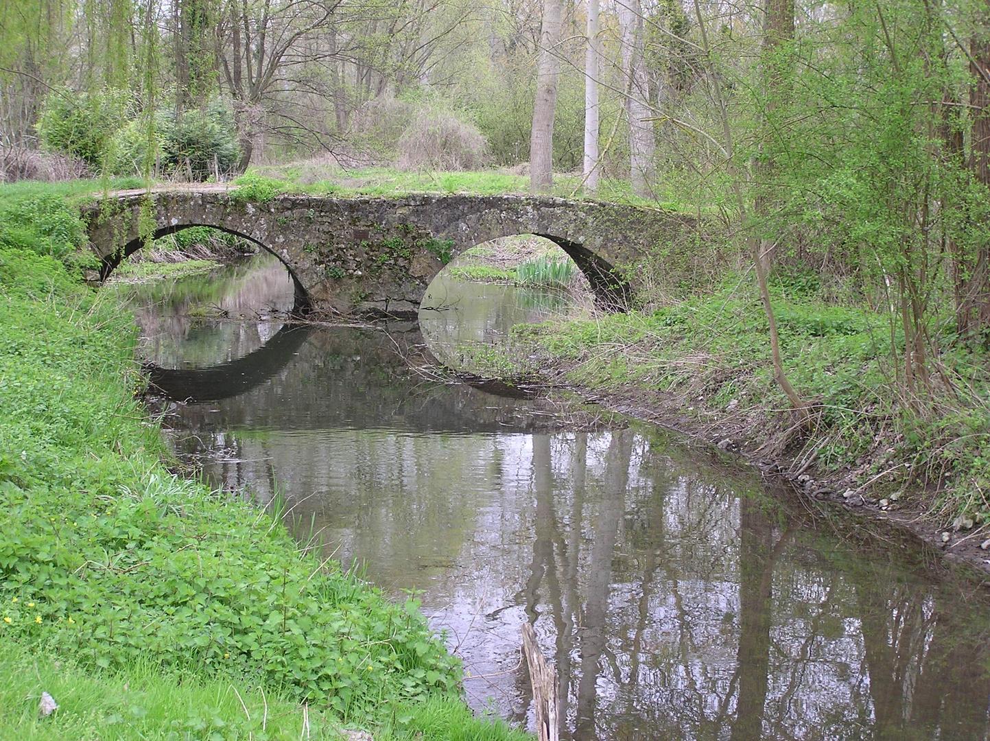 pont des amoureux romantiques