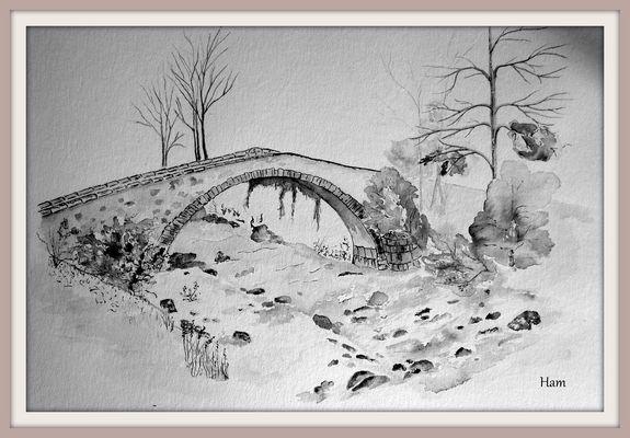 Pont des pérégrinos