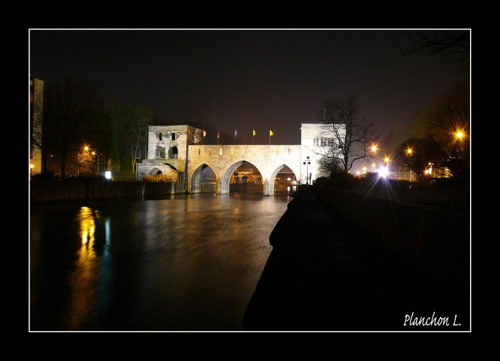Pont des Trous à Tournai