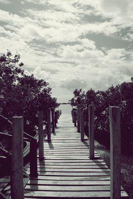 pont d'évasion