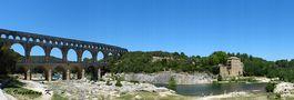 Pont du Gard von Ingeborg K