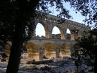Pont du Gard couchant
