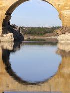 Pont du Gard une autre arche