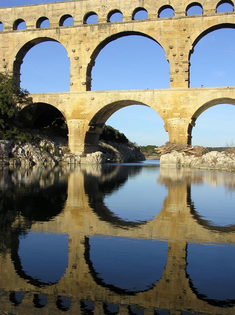 Pont du Gard v
