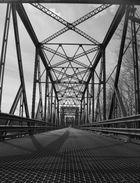 Pont en métal