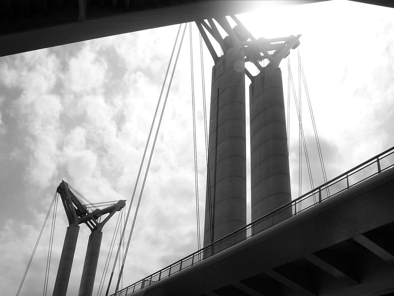 Pont Flaubert à Rouen